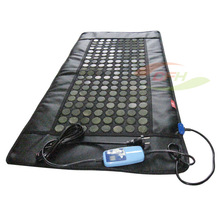 alibaba express ZYK-230 new products jade thermal massage bed mattress