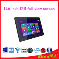 New Arrival full functional tablet pc 11.6 inch dual core cheap windows 8 surface 3G/ phone call Tablet PC