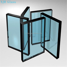 excellent quality reflective tempered insulated glass( hollow glass)