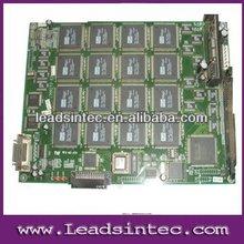 Hal fr4 doble- cara tablero del pwb asamblea para los productos led