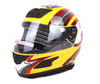 high quality full face motorcycle helmet with abs material HD-03B
