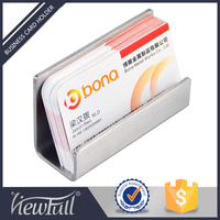 Wholesale high quality metal business card display