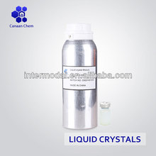 Negative dielectric constant liquid crystal manufacturing