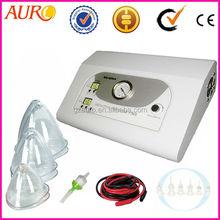Au-8204 breast enlargement cup vacuum/vacuum therapy and breast enlargement price