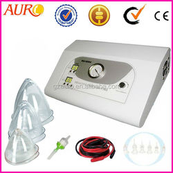 Au-8204 breast enlargement cup vacuum/vacuum therapy and breast enlargement price