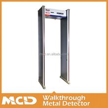 MCD-200 6 Zones walkthrough anti metal detector sensor in dubai