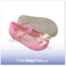 Bowknot Melissa Jelly Beans Shoes for Toddle