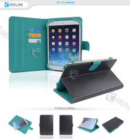 tablet case with card slots inside and convenient stand function for ipad air 2
