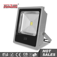 50w high lumen bridgelux cob waterproof ip65 outdoor led flood light