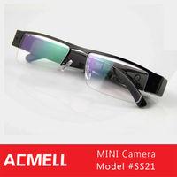 Multifunctional Smooth Writing 1080P Sunglass Dvr Camera