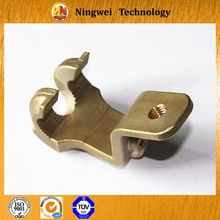 mass production copper alloy part foundry and casting
