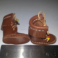 Real Bull Skin Doll shoes customized by good partner
