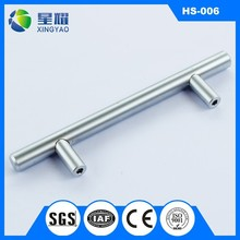 201 304 Stainless Steel Hollow T Bar bedroom furniture hardware handles