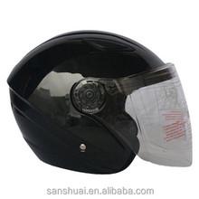 best quality carbon fiber half face motorbike helmet