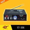 stereo audio mixer YT-306 support FM