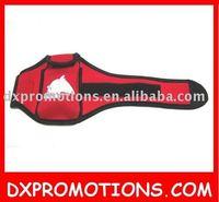 neoprene cell phone arm holder/mp3 holder