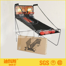 Arcade Machine Shoot Basketball Game Two Player