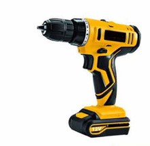 18V cordless drill 1.5Ah battery power machine