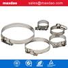 spring or concrete pump rubber hose clamp