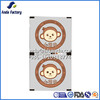 PP/PE/PET/CPP plastic jelly cup sealing film with logo printing