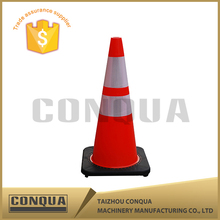 rubber and Soft Flexible PVC Traffic Cone
