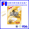 250g Safety food grade chinese Faihua composite material wholesale humid barrier food plastic bag