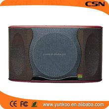 supply all kinds of karaoke speakers subwoofer,15 inch active karaoke speaker
