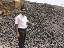 Chrome Ore 52 % Lumpy (Pakistan)