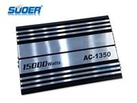 Suoer High Quality Car Power Amplifier 15000W Audio Car Amplifier