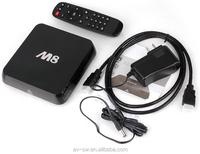XBMC M8 amlogic quad core m802 android tv box M8 2G/8G Hua Gang Factory