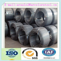 ASTM A706 14mm Deformed Steel Bars for Building and Construction Industry Made in China