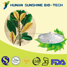 FDA antineoplastic extract 98% Eucommia Ulmoides Oliver Extract