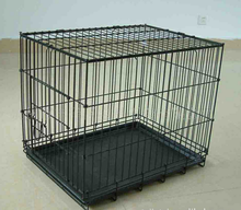Pet Dog Crate with Waterproof Cover