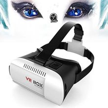 Google Cardboard VR BOX Virtual Reality 3D Glasses For Samsung S6 S5 For Huawei For iPhone 6 6 plus for Sony Xiaomi