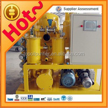 CE approvoal mobile Double Stage dielectric liquids purifier