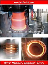 Heat Treatment machine: heating/surface hardening/quenching for gear/shaft/bolt/rod/pipe/pin.
