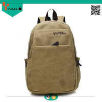 2015 wholesale latest top popular large capacity preppy contracted daily use canvas book bags for teens for cheap nice design