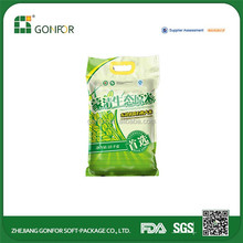 100kg 10kg Pp woven rice bag,rice packing bag 50kg,25kg bag of rice