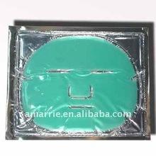skin care facial mask green tea