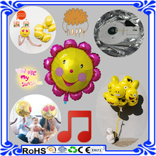 interesting products 2015 cheap gift outdoor chinese new year music balloon