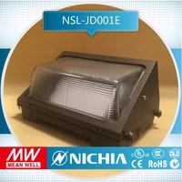 Free samples outdoor newshine dark bronze led wallpack,daily use aluminum pet box,cut-off wall pack