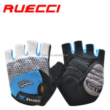 GEL protection anti-skid half finger bicycle gloves