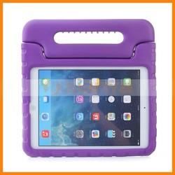 2015 Best Seller Eco-friendly EVA Handle Stand Kid Shock Proof Case For iPad air 2 iPad 6 Kid Case