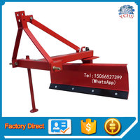 Farm equipment tractor mounted Land Grader best price