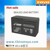 Maintenace Free Valve Regulated ups battery for emergency light battery 12v 7Ah Lead Acid Battery