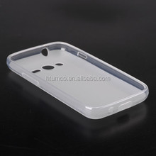 Newly design premium TPU shell,transparent phone case, mobile shell for Samsung Galaxy Ace 4 / Galaxy Ace Style