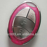 Universal Rf Wireless Remote Control 868Mhz Pink Cover