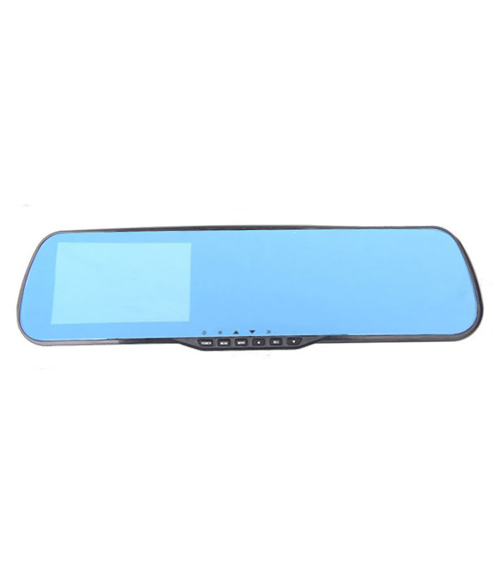 car security camere system hd 1080p front view car interior mirror with mini rear camera. Black Bedroom Furniture Sets. Home Design Ideas