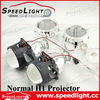 Speedlight Wholesale HID Xenon H1 Projector 2.5 inch Bi Xenon Lens With Devil Eyes