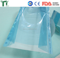 Medical Blood transfusion Equipment package heat-sealing gusseted reel Roll